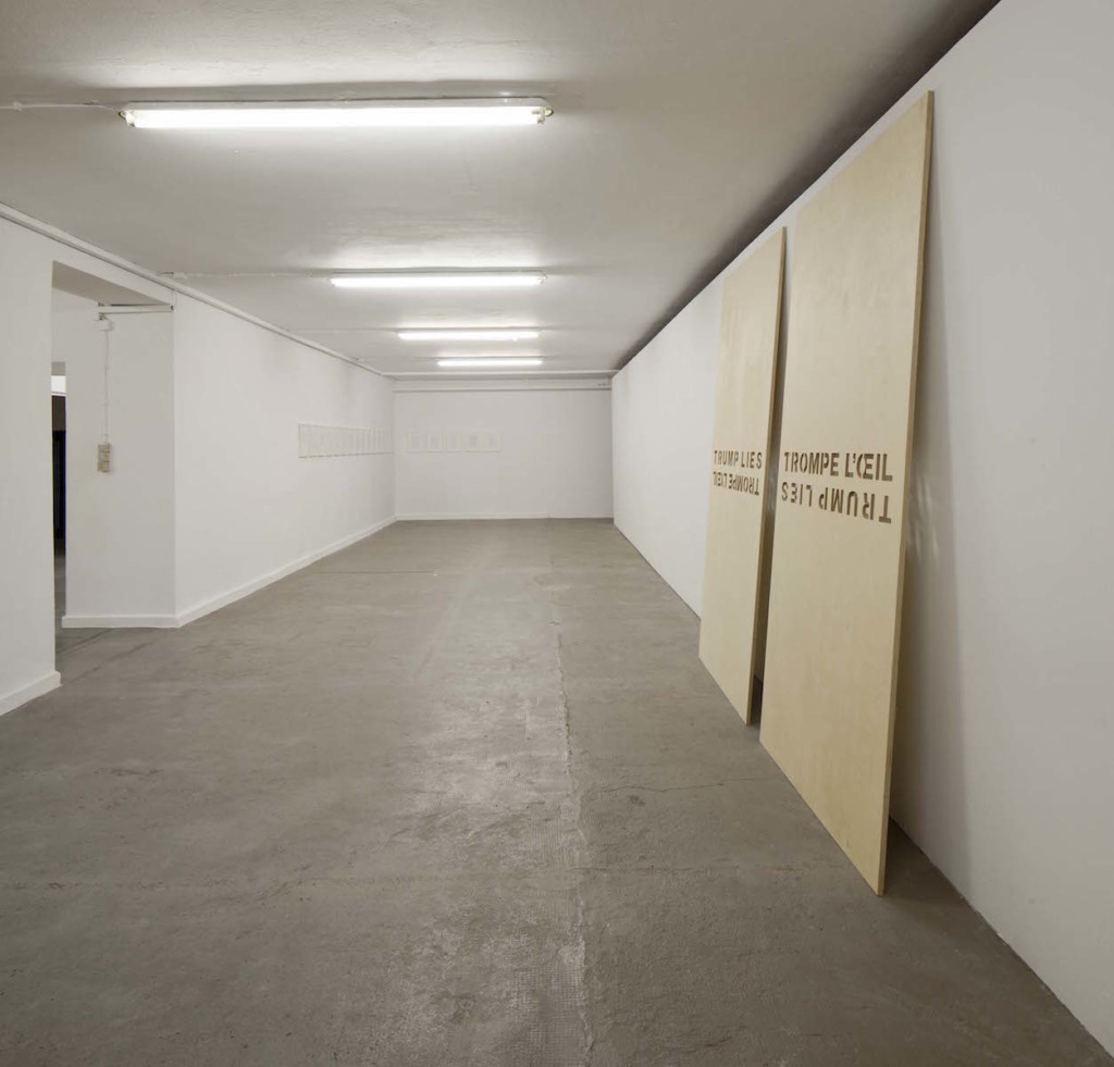 EBENSPERGER RHOMBERG Etchells: A Beautiful Silence/A Temporary Sadness Works Installation Views